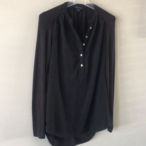 Tommy Hilfiger black soft top